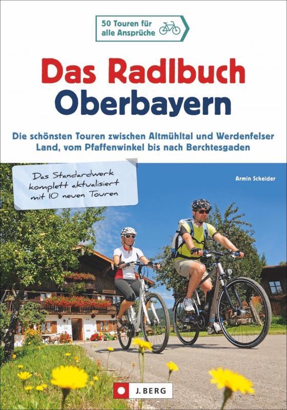 Cover-Bild Das Radlbuch Oberbayern