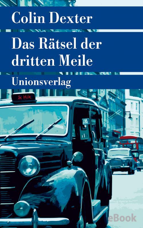 Cover-Bild Das Rätsel der dritten Meile