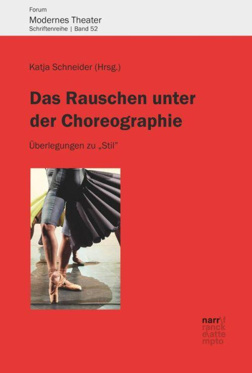 Cover-Bild Das Rauschen unter der Choreographie
