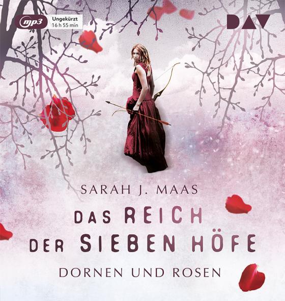 Cover-Bild Das Reich der Sieben Höfe – Teil 1: Dornen und Rosen