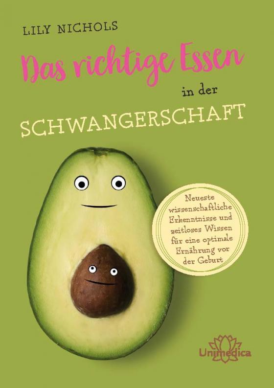 Cover-Bild Das richtige Essen in der Schwangerschaft