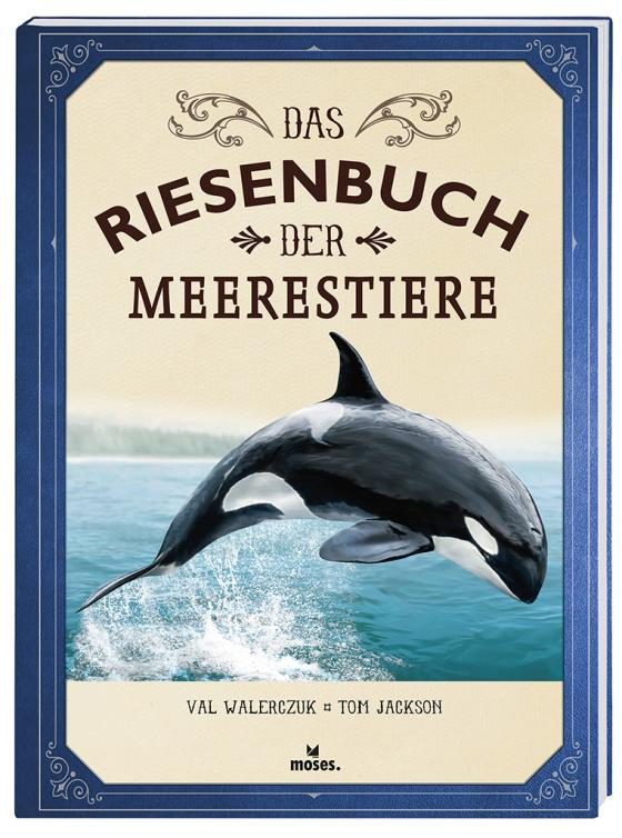Cover-Bild Das Riesenbuch der Meerestiere