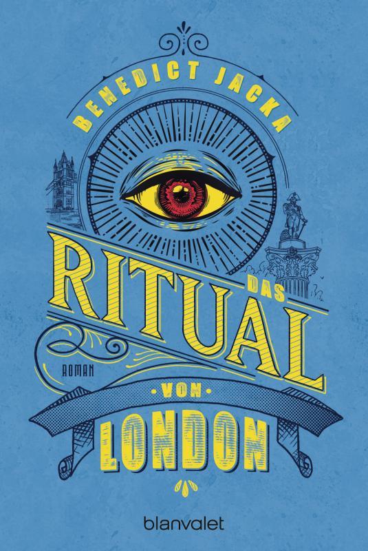 Cover-Bild Das Ritual von London