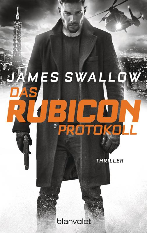 Cover-Bild Das Rubicon-Protokoll