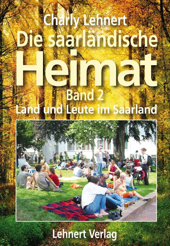 Cover-Bild Das saarländische Geheichnis - Band 2 - Auflage 2019