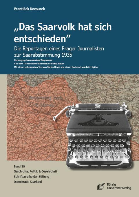 """Cover-Bild """"Das Saarvolk hat sich entschieden"""""""