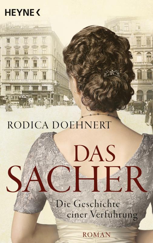 Cover-Bild Das Sacher - Die Geschichte einer Verführung
