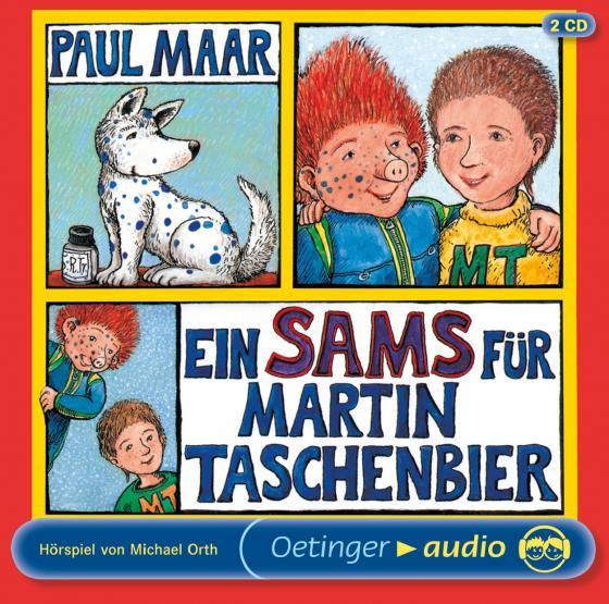 Cover-Bild Das Sams 4. Ein Sams für Martin Taschenbier