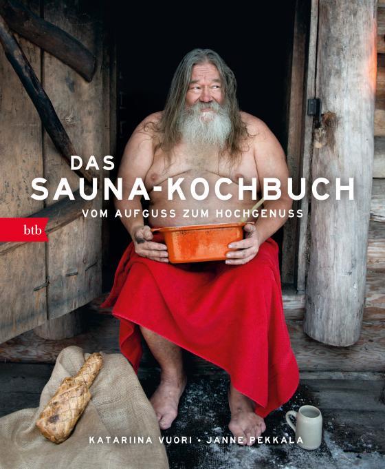 Cover-Bild Das Sauna-Kochbuch