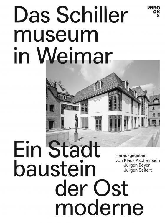 Cover-Bild Das Schillermuseum in Weimar