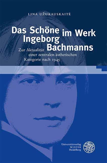 Cover-Bild Das Schöne im Werk Ingeborg Bachmanns