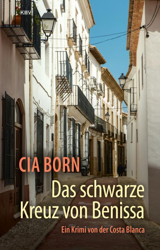 Cover-Bild Das schwarze Kreuz von Benissa