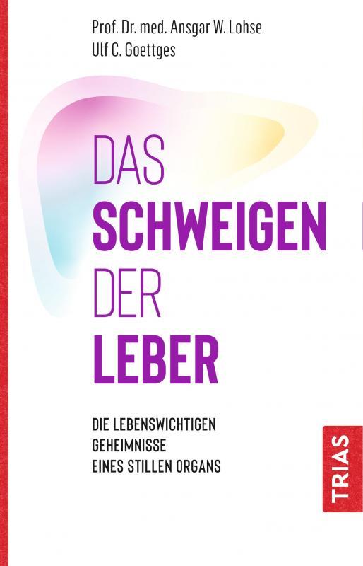 Cover-Bild Das Schweigen der Leber