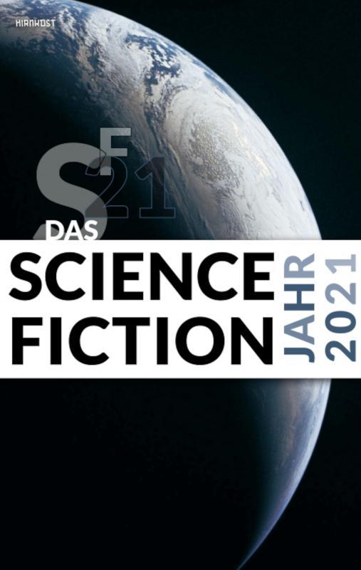 Cover-Bild Das Science Fiction Jahr 2021