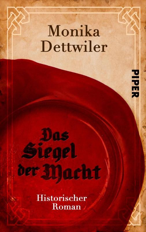 Cover-Bild Das Siegel der Macht