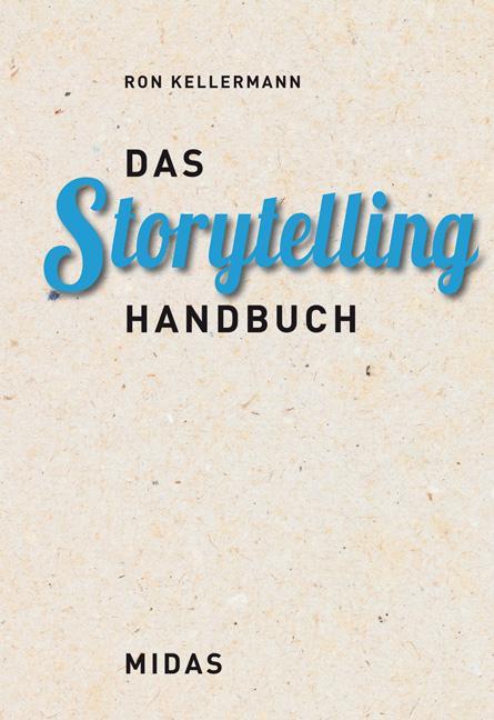 Cover-Bild Das Storytelling-Handbuch