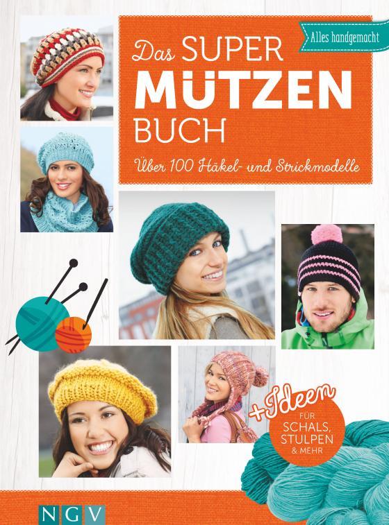 Cover-Bild Das Super-Mützen-Buch