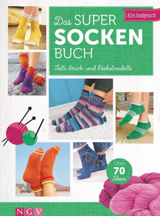 Cover-Bild Das Super-Socken-Buch