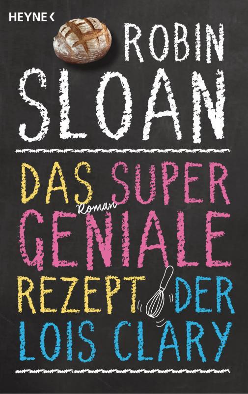 Cover-Bild Das supergeniale Rezept der Lois Clary