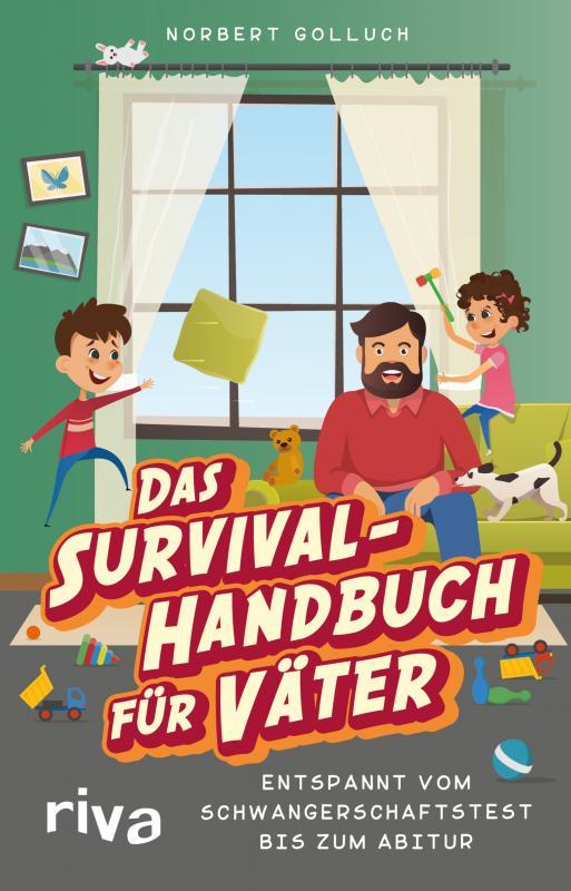 Cover-Bild Das Survival-Handbuch für Väter