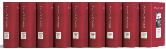 Cover-Bild Das Tagebuch 1880-1937. Leinen-Ausgabe / Das Tagebuch Gesamtausgabe