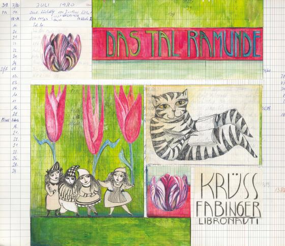 Cover-Bild Das Tal Ramunde