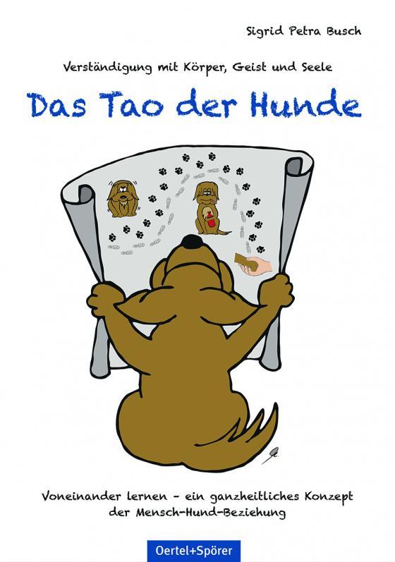 Cover-Bild Das Tao der Hunde