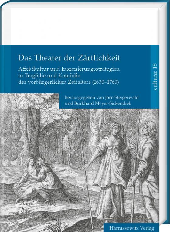 Cover-Bild Das Theater der Zärtlichkeit