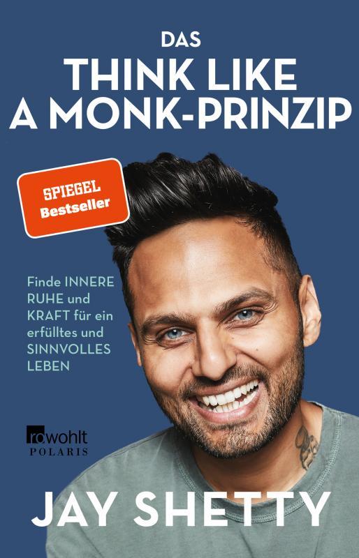 Cover-Bild Das Think Like a Monk-Prinzip