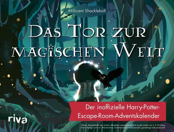 Cover-Bild Das Tor zur magischen Welt