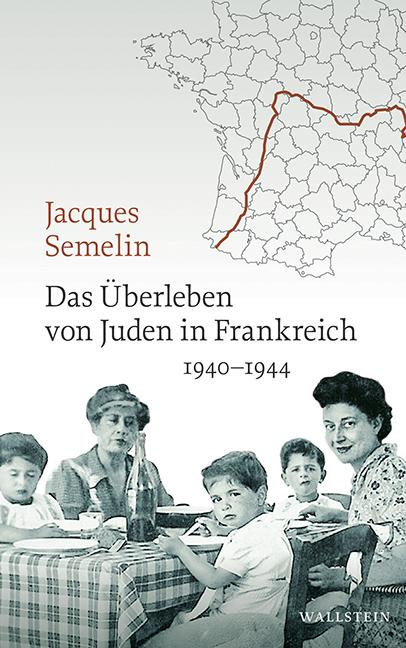 Cover-Bild Das Überleben von Juden in Frankreich