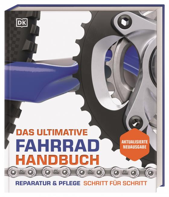 Cover-Bild Das ultimative Fahrrad-Handbuch