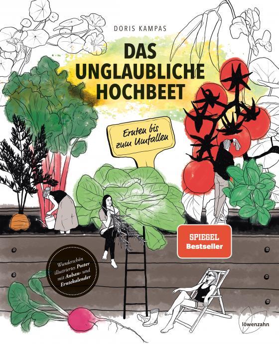 Cover-Bild Das unglaubliche Hochbeet