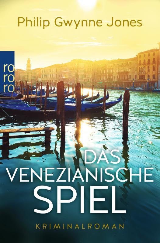 Cover-Bild Das venezianische Spiel