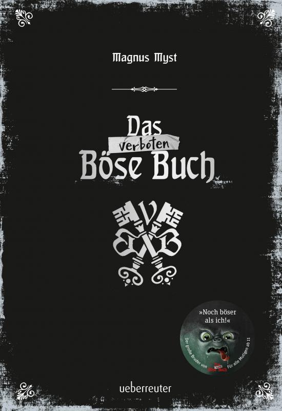 Cover-Bild Das verboten böse Buch