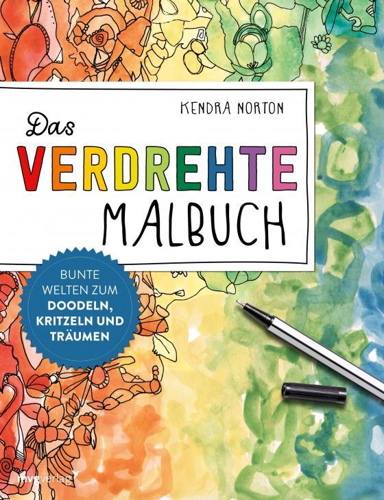 Cover-Bild Das verdrehte Malbuch