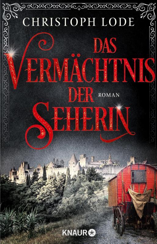 Cover-Bild Das Vermächtnis der Seherin