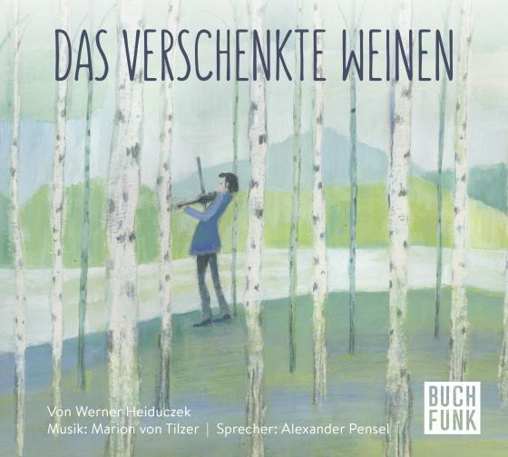 Cover-Bild Das verschenkte Weinen