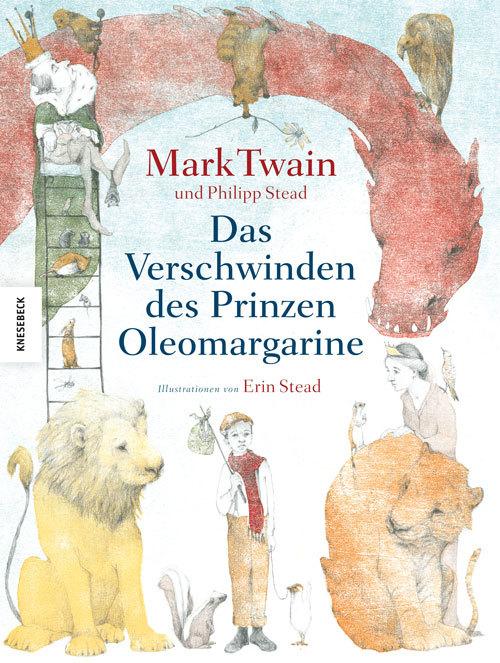 Cover-Bild Das Verschwinden des Prinzen Oleomargarine