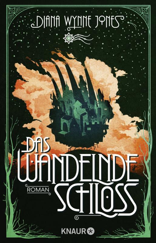 Cover-Bild Das wandelnde Schloss