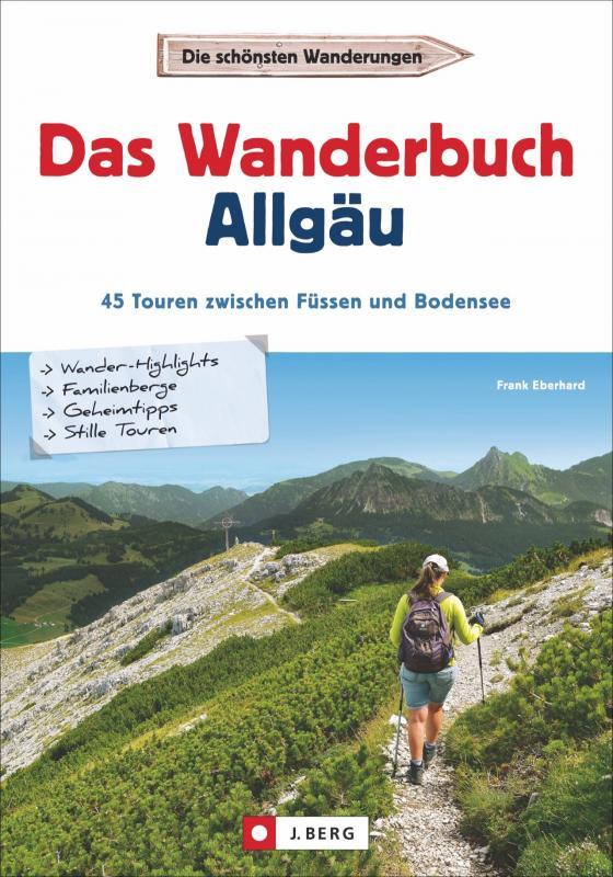 Cover-Bild Das Wanderbuch Allgäu