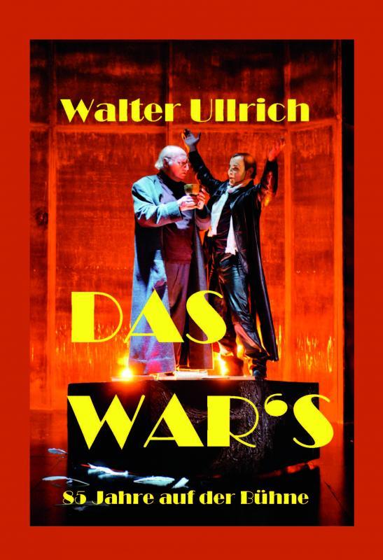 Cover-Bild Das war's