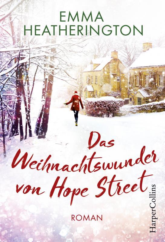 Cover-Bild Das Weihnachtswunder von Hope Street