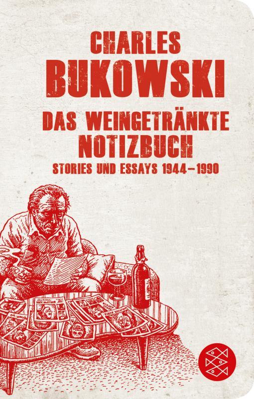 Cover-Bild Das weingetränkte Notizbuch