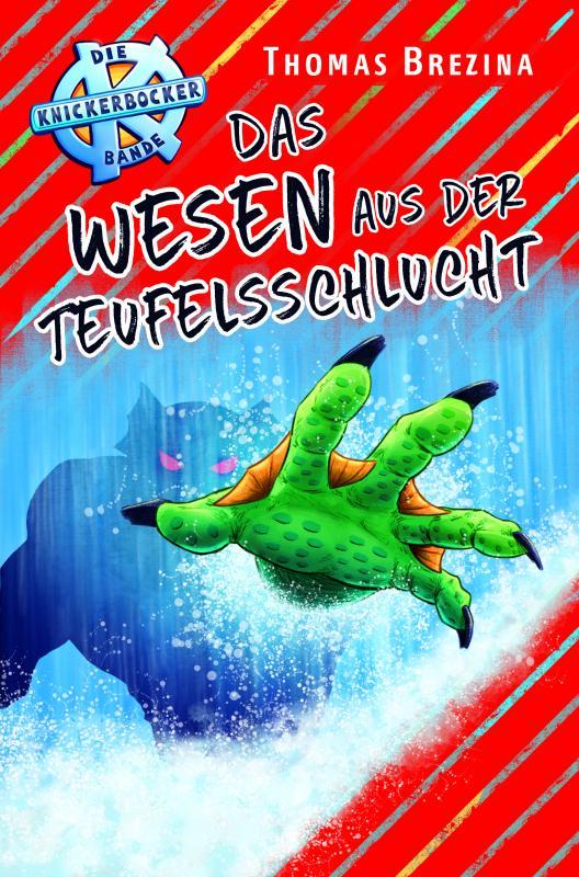 Cover-Bild Das Wesen aus der Teufelsschlucht