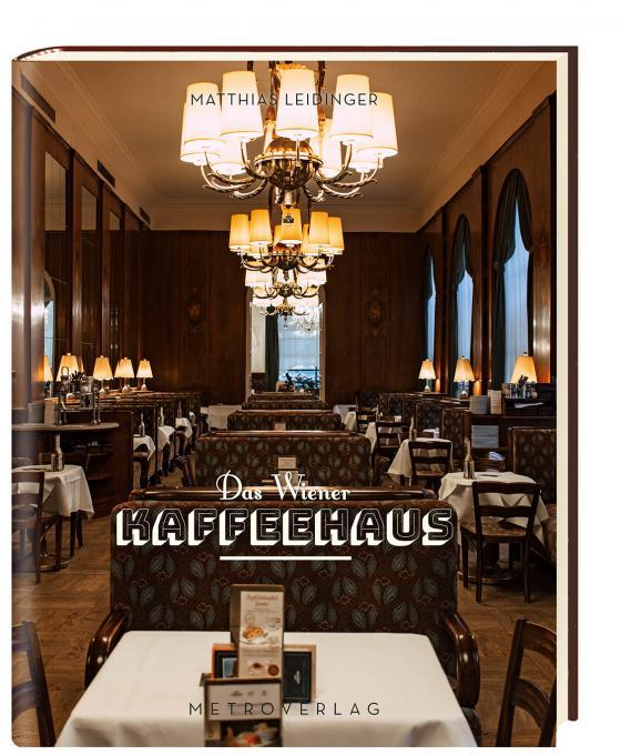 Cover-Bild Das Wiener Kaffeehaus