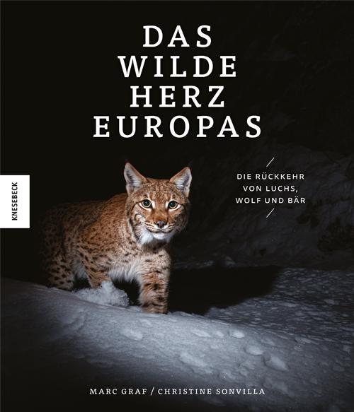 Cover-Bild Das wilde Herz Europas