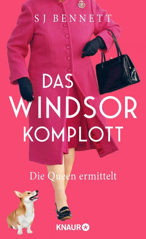 Cover-Bild Das Windsor-Komplott