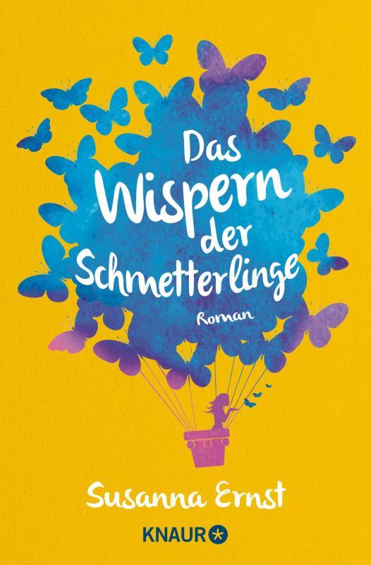 Cover-Bild Das Wispern der Schmetterlinge