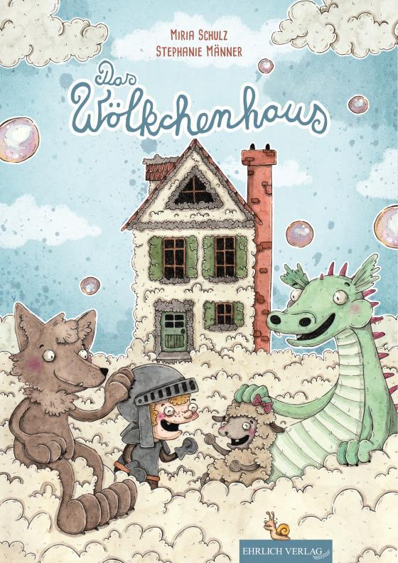 Cover-Bild Das Wölkchenhaus